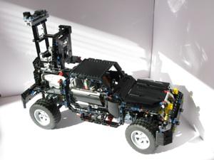 LEGO Street View Car v2.0 Using the Wifi Sensor and dGPS